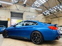 USED 2015 65 BMW 4 SERIES 3.0 435d M Sport xDrive 2dr HIGH SPEC CAR STUNNER!