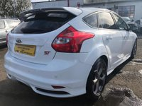 USED 2013 13 FORD FOCUS 2.0 T ST-2 5dr SAT NAV+BLUETOOTH+BEST COLOUR!