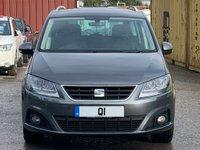 USED 2015 65 SEAT ALHAMBRA 2.0 TDI SE (s/s) 5dr Bluetooth/Cruise/ParkingSensor
