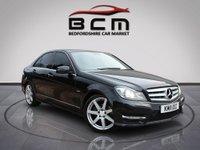2011 MERCEDES-BENZ C CLASS 2.1 C220 CDI BLUEEFFICIENCY SPORT 4d AUTO 168 BHP SOLD