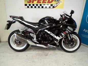 2009 SUZUKI GSXR 600 K8 Gsxr 600 K8 £4395.00