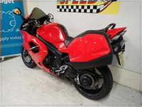 USED 2007 07 TRIUMPH SPRINT ST 1050