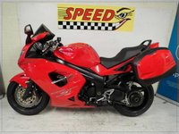 USED 2007 07 TRIUMPH SPRINT ST 1050