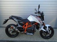 USED 2012 12 KTM DUKE 690 DUKE 12 ABS