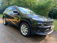 2015 JEEP CHEROKEE 2.2 M-JET II LIMITED 5d AUTO 197 BHP £13795.00