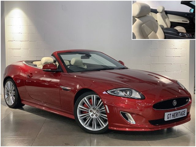2013 JAGUAR XK 5.0 R [SPEED PACK][503 BHP]