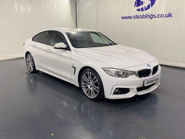 2015 65 BMW 4 SERIES 2.0 420I M SPORT GRAN COUPE 4d 181 BHP