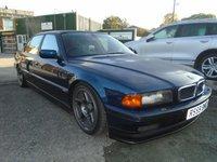 USED 1998 BMW 740 4.4 740IL  AUTO