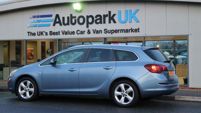 USED 2010 60 VAUXHALL ASTRA 1.6 SRI 5d 113 BHP LOW DEPOSIT OR NO DEPOSIT FINANCE AVAILABLE