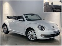 USED 2014 64 VOLKSWAGEN BEETLE 1.2 DESIGN TSI [HTD SEATS]