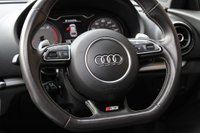 USED 2014 14 AUDI A3 2.0 TFSI S Tronic quattro 3dr **SOLD AWAITING COLLECTION**
