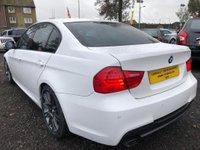 USED 2011 11 BMW 3 SERIES 2.0 318d Sport Plus 4dr SPORT PLUS+ALPINE WHITE+1YRMOT