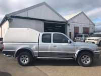 USED 2006 56 FORD RANGER 2.5 TDdi XLT Thunder Super Cab Pickup 4dr NO VAT+LEATHER+VALUE+LOW MILES