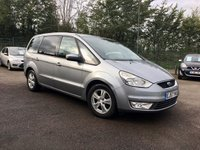 2007 FORD GALAXY 1.8 TDCI ZETEC  5d WITH A  NEW MOT AND NEW TIMING BELT £3500.00