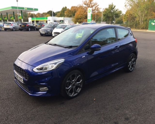 2017 67 FORD FIESTA 1.0 ST-LINE ECOBOOST (140ps) 3dr NEW MODEL
