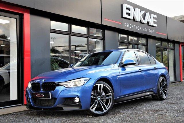 2017 17 BMW 3 SERIES 3.0 335D XDRIVE M SPORT 4d AUTO 308 BHP