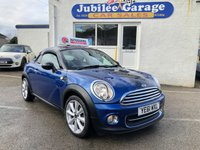 USED 2011 61 MINI COUPE 1.6 COOPER 2d 120 BHP 35626 Miles, £3260 Extras, 12 Months MOT & Service inc