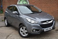 USED 2011 61 HYUNDAI IX35 1.6 STYLE GDI 5d 133 BHP WE OFFER FINANCE ON THIS CAR