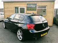 USED 2014 BMW 1 SERIES 2.0 116D M SPORT 5d 114 BHP ****FINANCE AVAILABLE****