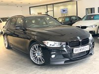 USED 2015 15 BMW 3 SERIES 2.0 320D M SPORT TOURING 5d 181 BHP BM PERFORMANCE STYLING+PRO NAV
