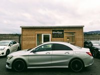 USED 2013 13 MERCEDES-BENZ CLA 2.1 CLA220 CDI AMG SPORT 4d AUTO 170 BHP ****FINANCE AVAILABLE****