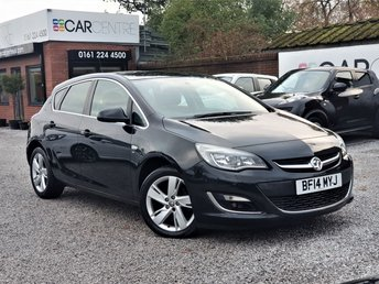 View our 2014 14 VAUXHALL ASTRA 1.4 SRI 5d 98 BHP