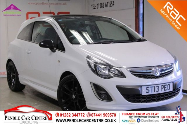 USED 2013 13 VAUXHALL CORSA 1.2 LIMITED EDITION 3d 83 BHP RAC Approved I Finance From 4% Flat I RAC Platinum Warranty Included