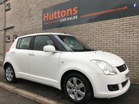 2009 SUZUKI SWIFT 1.5 GLX 5d 100 BHP £2395.00