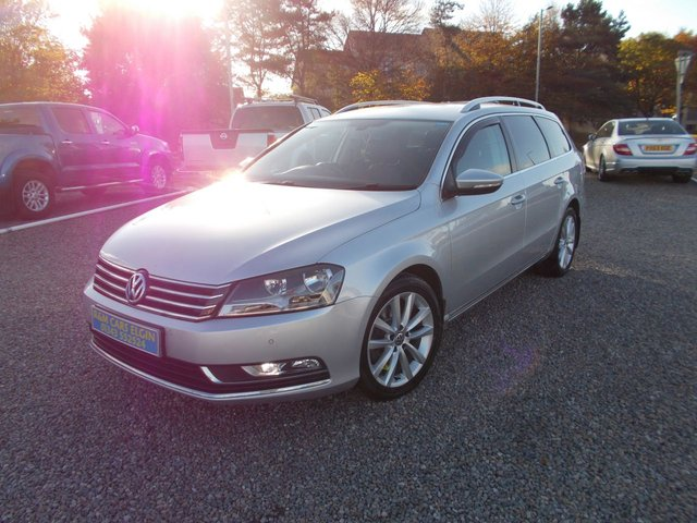 2014 14 VOLKSWAGEN PASSAT 2.0 EXECUTIVE TDI BLUEMOTION TECHNOLOGY DSG 5d AUTO 139 BHP