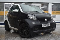 USED 2017 67 SMART FORTWO 0.9 PRIME SPORT PREMIUM T 2d 90 BHP NO DEPOSIT FINANCE AVAILABLE