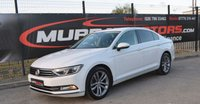 USED 2015 VOLKSWAGEN PASSAT 2.0 GT TDI BLUEMOTION TECHNOLOGY 4DOOR 148 BHP