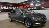 2015 VOLKSWAGEN PASSAT 2.0 GT TDI BLUEMOTION TECHNOLOGY 4DOOR 148 BHP £10250.00