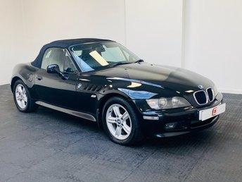 2002 BMW Z3 1.9 Z3 ROADSTER 2d 138 BHP £3995.00