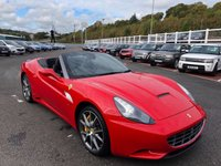 USED 2010 10 FERRARI CALIFORNIA 4.3 Immaculate condition vehicle covered only 28,000 miles from new with FSH 8 Ferrari services