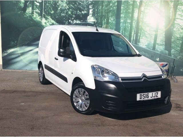 2016 16 CITROEN BERLINGO 1.6 625 ENTERPRISE L1 HDI 74 BHP