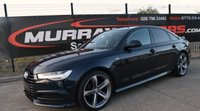 2015 AUDI A6 2.0 TDI ULTRA S LINE 4DOOR AUTO 188 BHP MIDNIGHT BLUE £16750.00