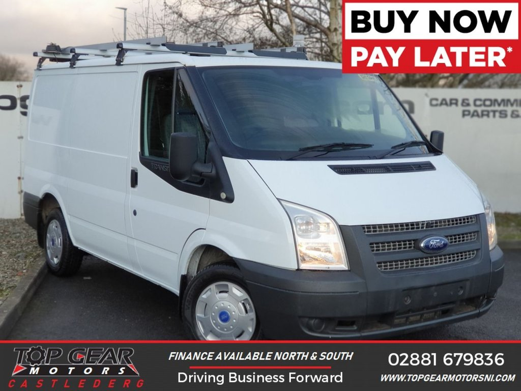 USED 2013 13 FORD TRANSIT 300 2.2 100 BHP SWB L/R**OVER 90 VANS IN STOCK**
