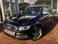 USED 2015 15 AUDI Q5 3.0 SQ5 TDI QUATTRO 5d AUTO 309 BHP 2015 (15) SQ5 - Incredible performance - Open sky roof - Heated leather  - 21 Inch Wheel upgrade and loads more!