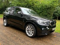 2015 BMW X5 3.0 XDRIVE30D M SPORT 5d AUTO 255 BHP £26495.00