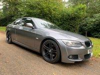 2010 BMW 3 SERIES 2.0 320D M SPORT 2d 181 BHP £5995.00