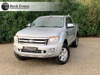 USED 2015 64 FORD RANGER 2.2 LIMITED 4X4 DCB TDCI 4d AUTO 148 BHP