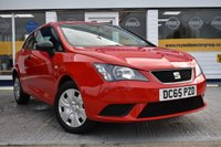 USED 2016 65 SEAT IBIZA 1.0 S 3d 74 BHP COMES WITH 6 MONTHS WARRANTY