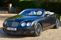 USED 2007 56 BENTLEY CONTINENTAL 6.0 GTC 2d 550 BHP 11 SERVICES, GREAT CONDITION! MOT WITH NO ADVISORIES APRIL 2020!