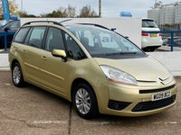 USED 2009 09 CITROEN C4 GRAND PICASSO 1.6 VTR PLUS HDI 5d 110 BHP