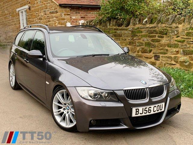 2006 56 BMW 3 SERIES 3.0 335I M SPORT TOURING 5d AUTO 302 BHP