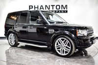 USED 2010 10 LAND ROVER DISCOVERY 3.0 4 TDV6 GS 5d AUTO 245 BHP