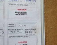 USED 2008 08 NISSAN QASHQAI 1.6 ACENTA 5d 113 BHP