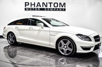 USED 2012 62 MERCEDES-BENZ CLS 63 AMG 5.5
