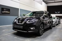 2017 NISSAN X-TRAIL 1.6 DCI TEKNA 4WD 5d 130 BHP**MASSIVE SPEC INCLUDING PAN ROOF AND SATALITE PARKING & MUCH MORE** £15291.00
