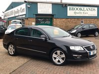 USED 2006 06 VOLKSWAGEN PASSAT 2.0 SPORT FSI 4 Door Deep Black Pearlescent 200 BHP A Very Tidy Car With 2 keys give us a call 01536 402161
